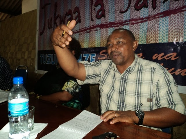 Godfrey Lebejo Mngereza