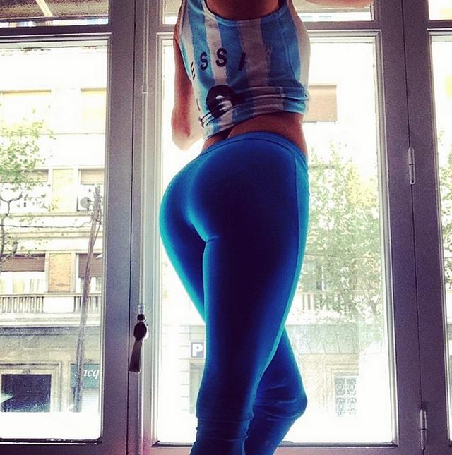 Instagram: Magui Bravi podría ser la Jen Selter de Argentina?