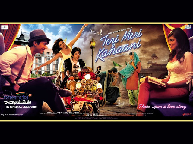 Teri Meri Kahani HD Wallpaper