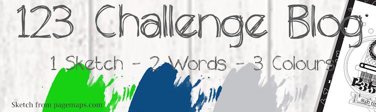 123 Challenge Blog