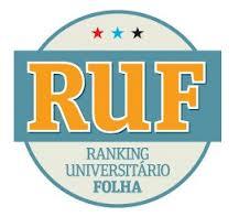 O ranking geral de universidades 2012, a UFRB ocupa a 83ª colocação