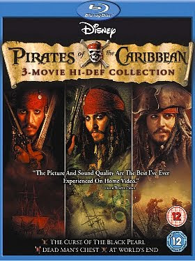 Filme Poster Trilogia Piratas Do Caribe BRRip RMVB Dublado