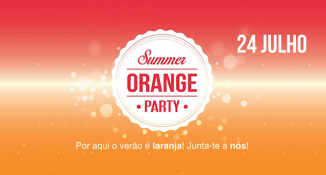 Orange Summer Party