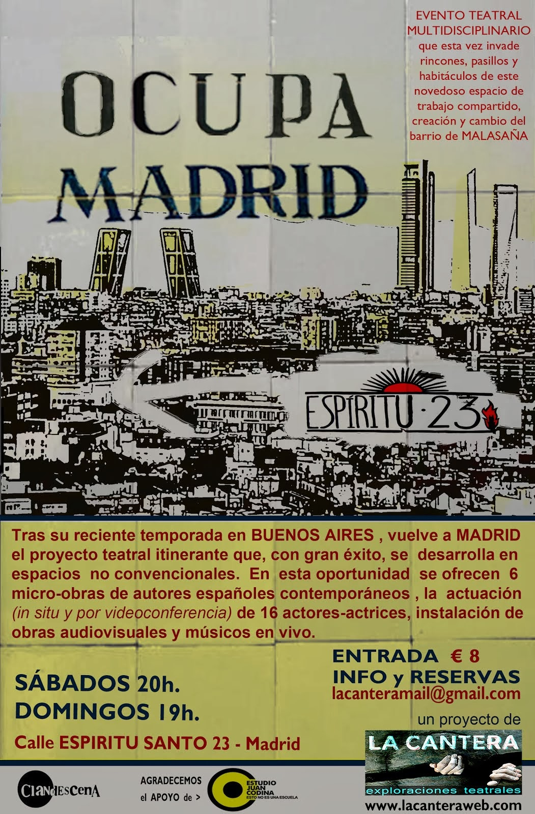 Ediciones ESPÍRITU 23