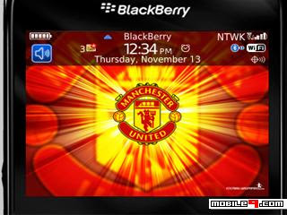 Tema BlackBerry 8520 Manchester%2BUnited Download Tema BlackBerry 8520 Gratis 2012
