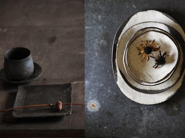 tendance ceramique noir japon