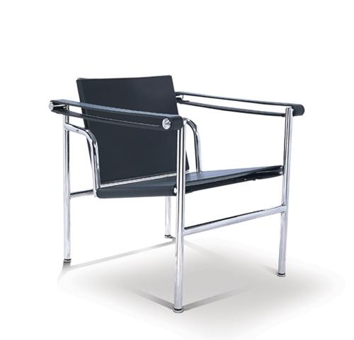 Marzua silla basculante lc1 de le corbusier for Silla le corbusier