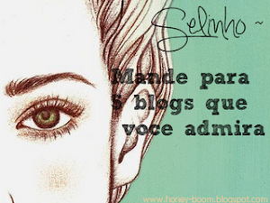 Selos do Blog