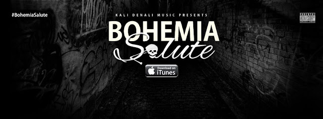 BOHEMIA the Punjabi Rapper - Salute (Official Audio) punjabi rap star