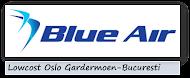 Rumensk direktefly Oslo - Bucuresti
