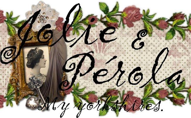Jolie e Pérola amores meu!!!