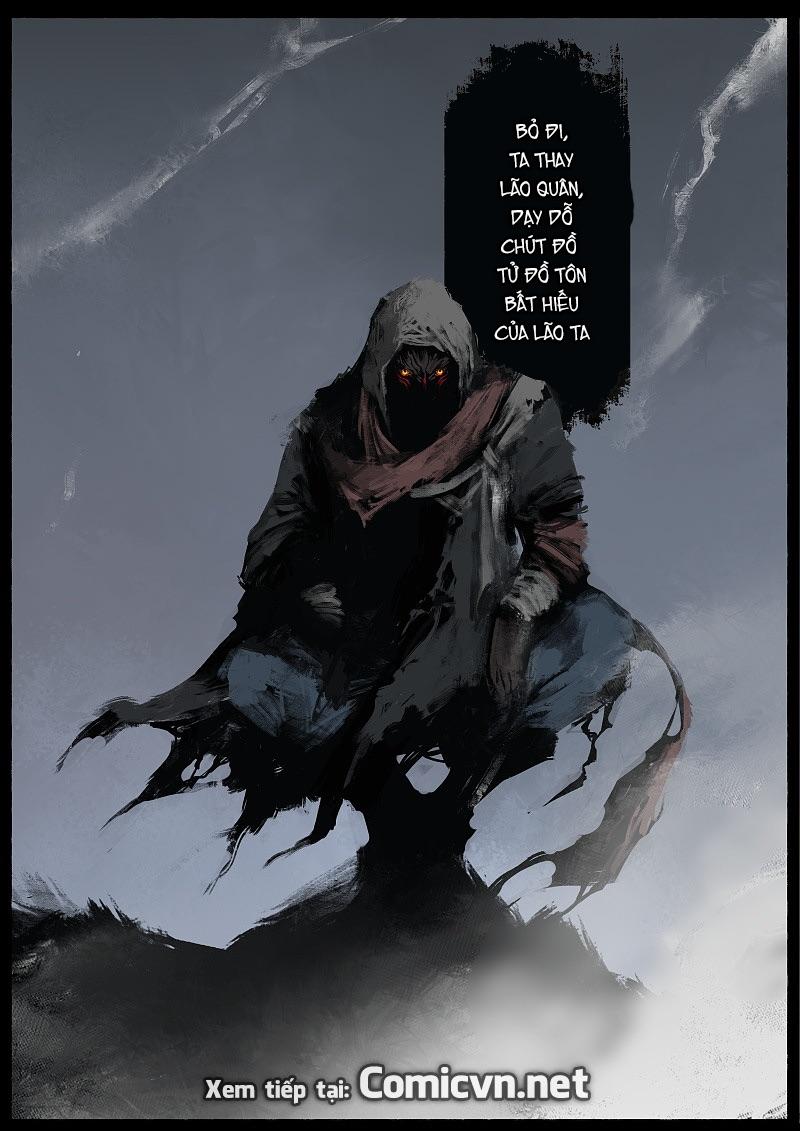 Tây Du Ký dị bản chap 40 Trang 21