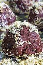 Chocolate Cherry Brain Boosters
