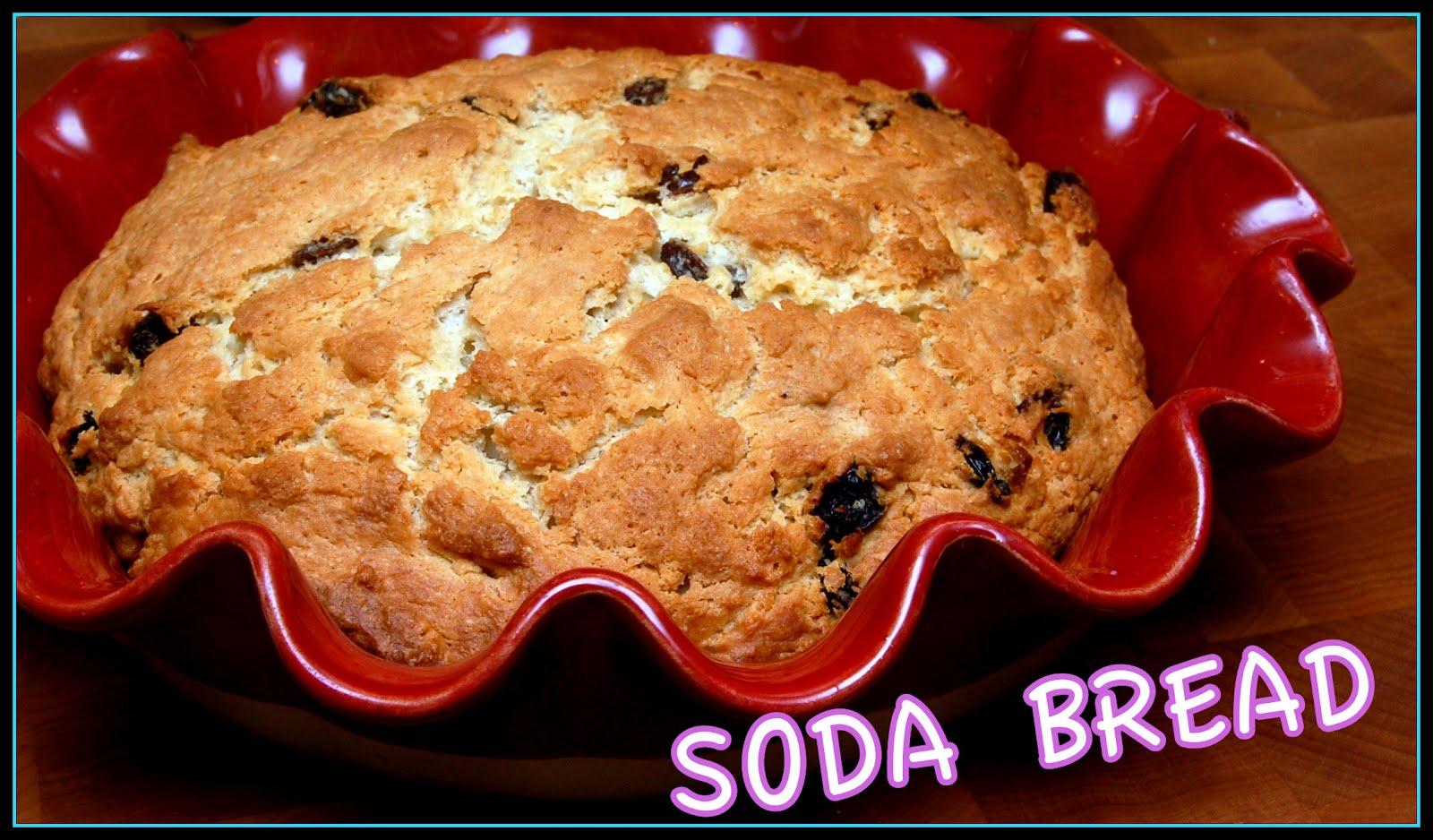 Hugs & CookiesXOXO: IRISH SODA BREAD