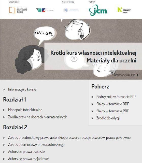 http://prawokultury.pl/kurs/