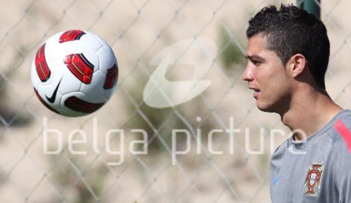 cristiano ronaldo 2011 portugal. Cristiano Ronaldo Training