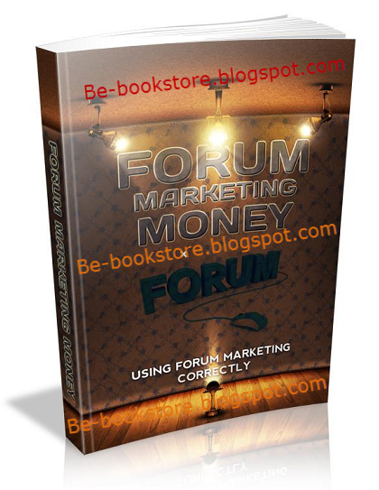 Forum Marketing Money - eBook