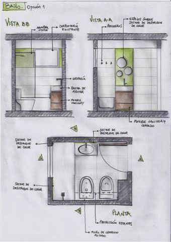 Proyecto baño