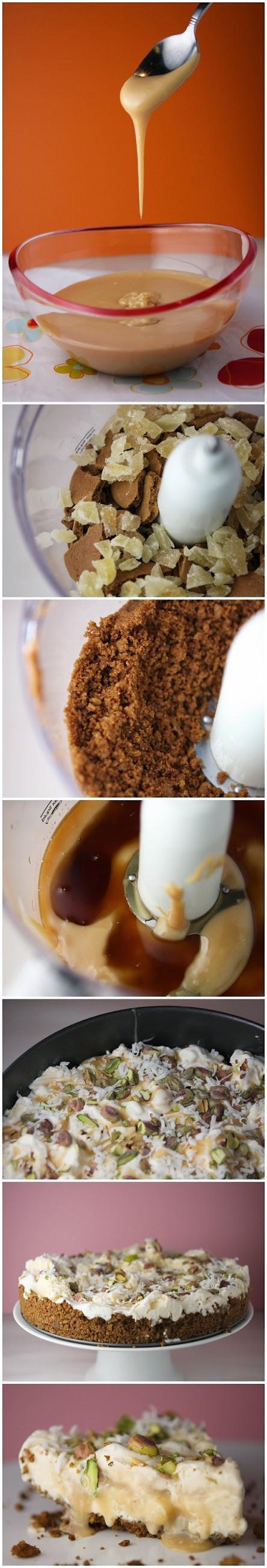 How To Make Passion fruit ice cream pie