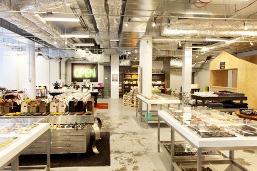 Treasure&Bond the Charity Store Design interior