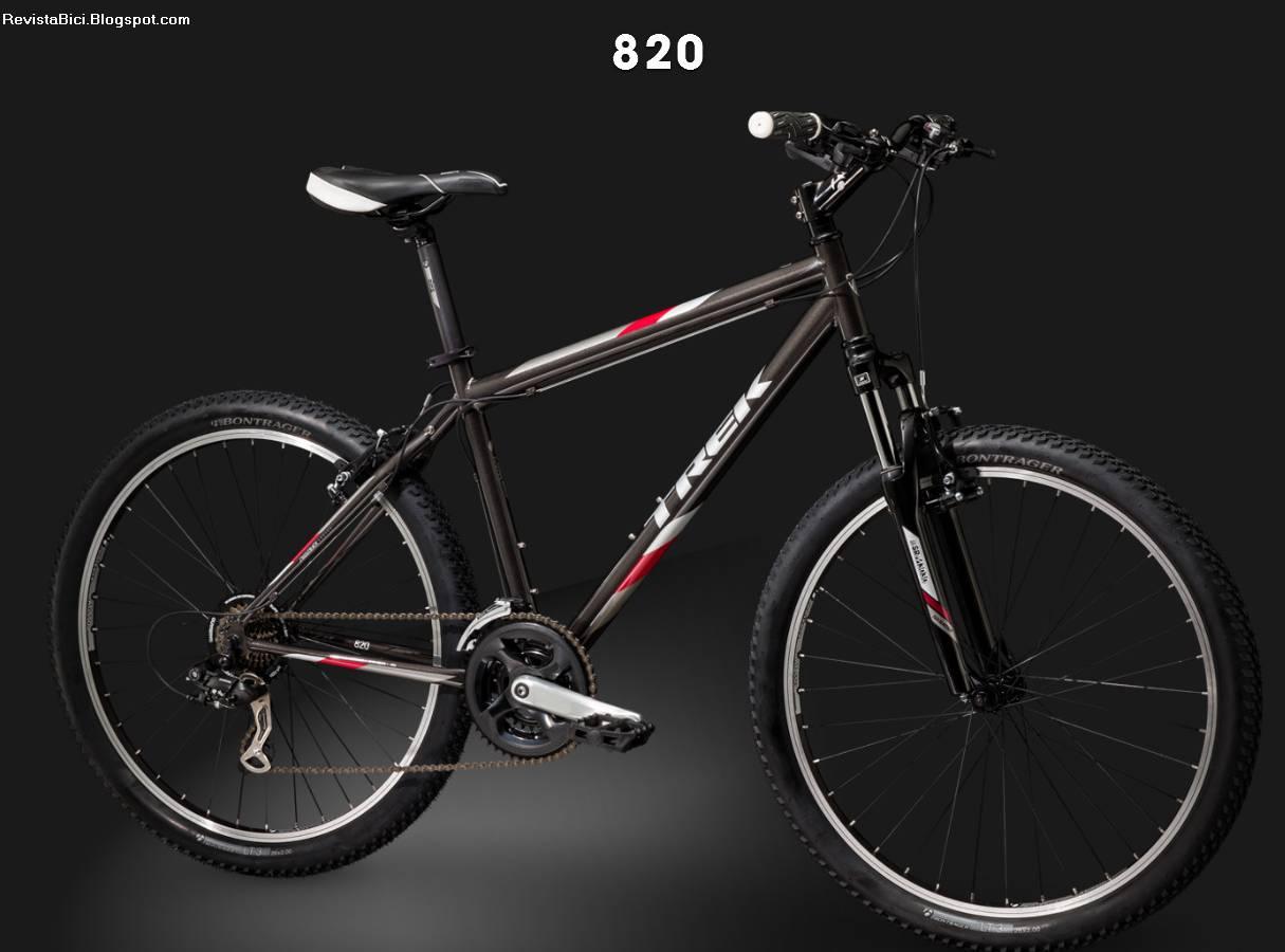 Revista Bici: Trek 820, una de las últimas cromoly del mercado