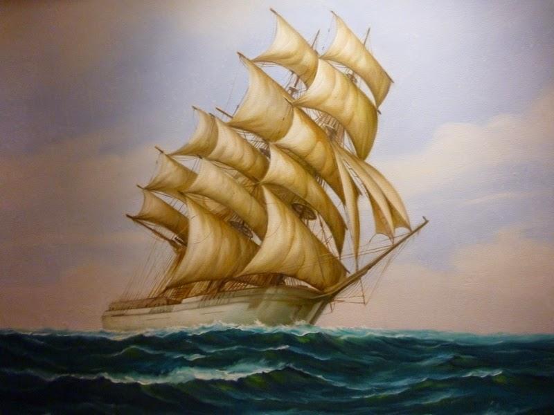 Spiritual Sailing
