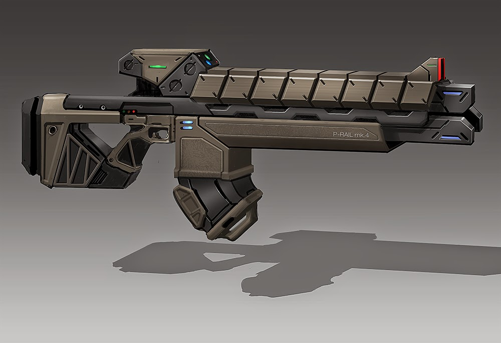 CIREISDEAD: Civilization: Beyond Earth / Weapon Concept Art: artofcire.blogspot.com/2014/10/civilization-beyond-earth-weapon.html
