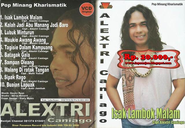 Alextri Chaniago - Isak Lambok Malam (Album Pop Minang Kharismatik)