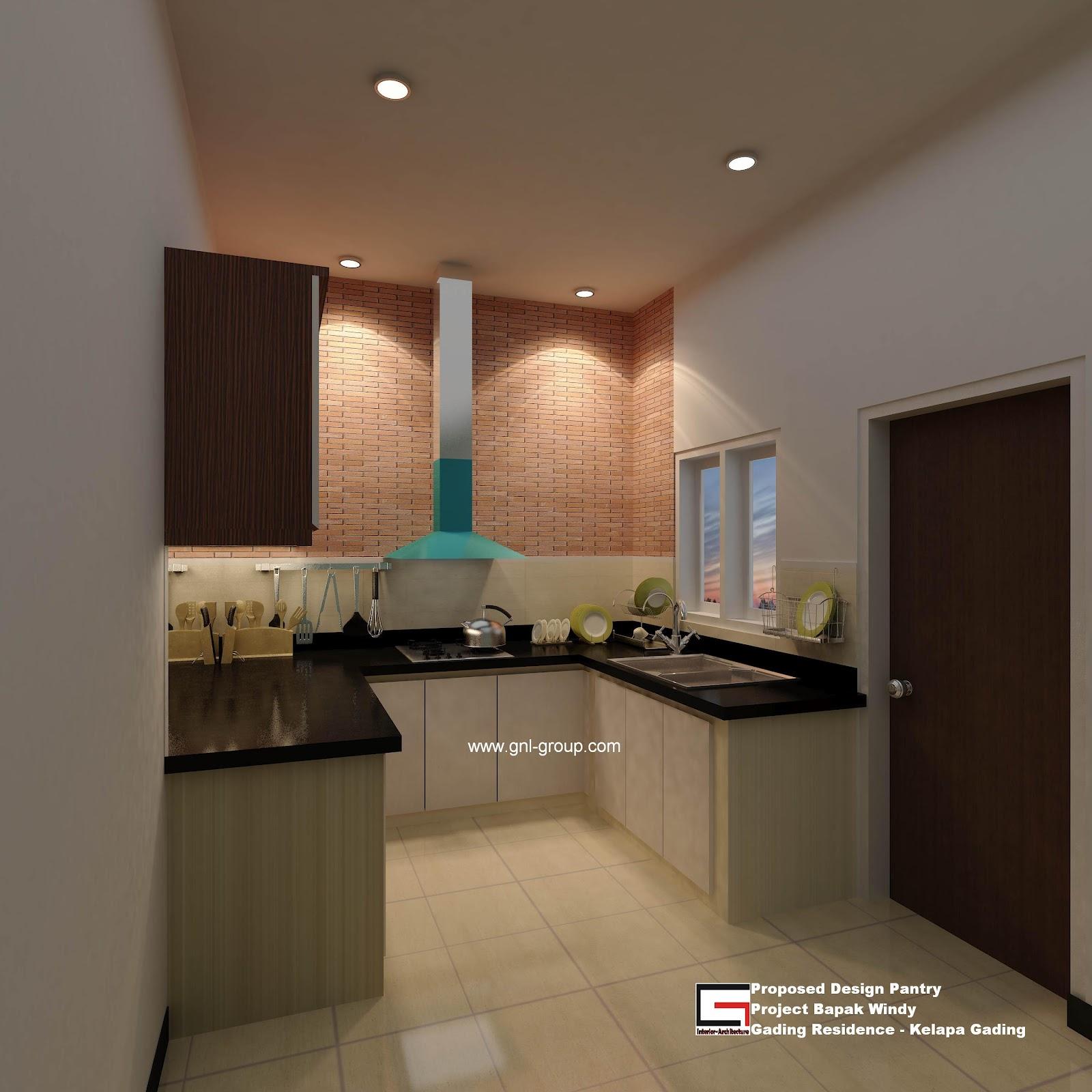 667 all new kitchen set ukuran 2 x 2