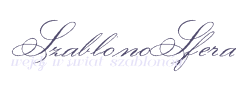 SZABLON