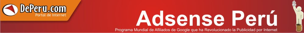 « Adsense | Perú »