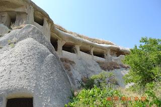 casa na pedra - capadocia