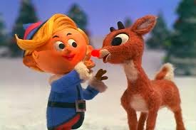 Rudolph & Hermey