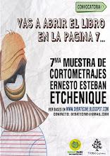 CONVOCATORIA A LA 7º MUESTRA!!!