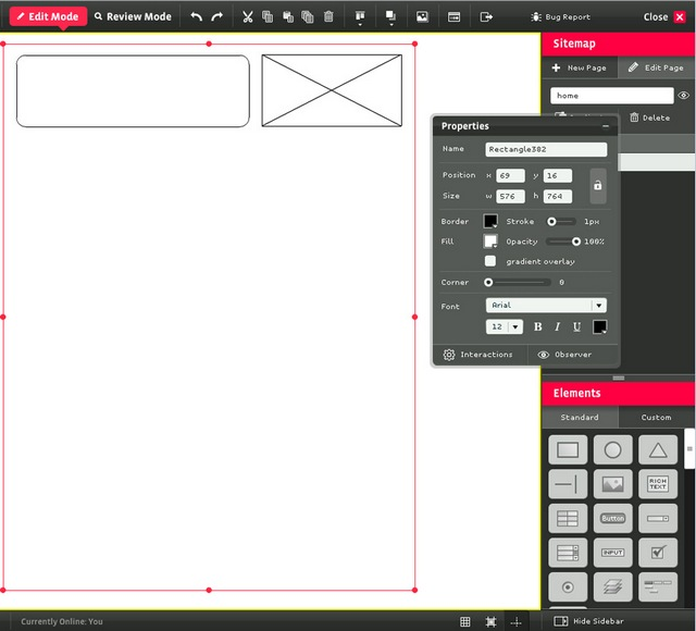7 Amazing Tools for Mobile Apps Wireframing