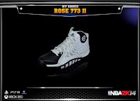 NBA 2K14 Adidas Derrick Rose 773 II (2)