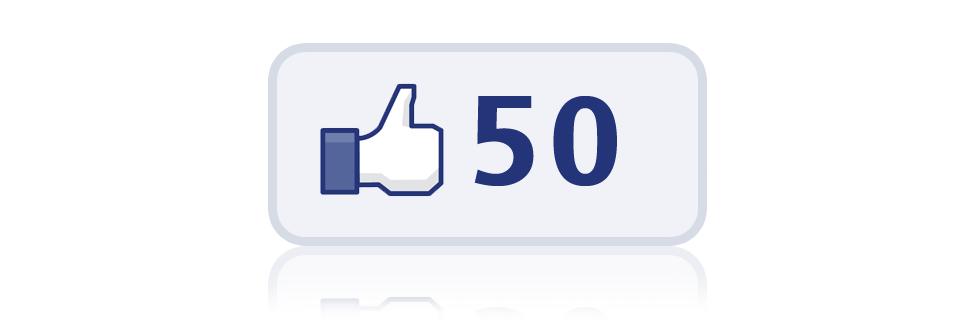 50 Likes