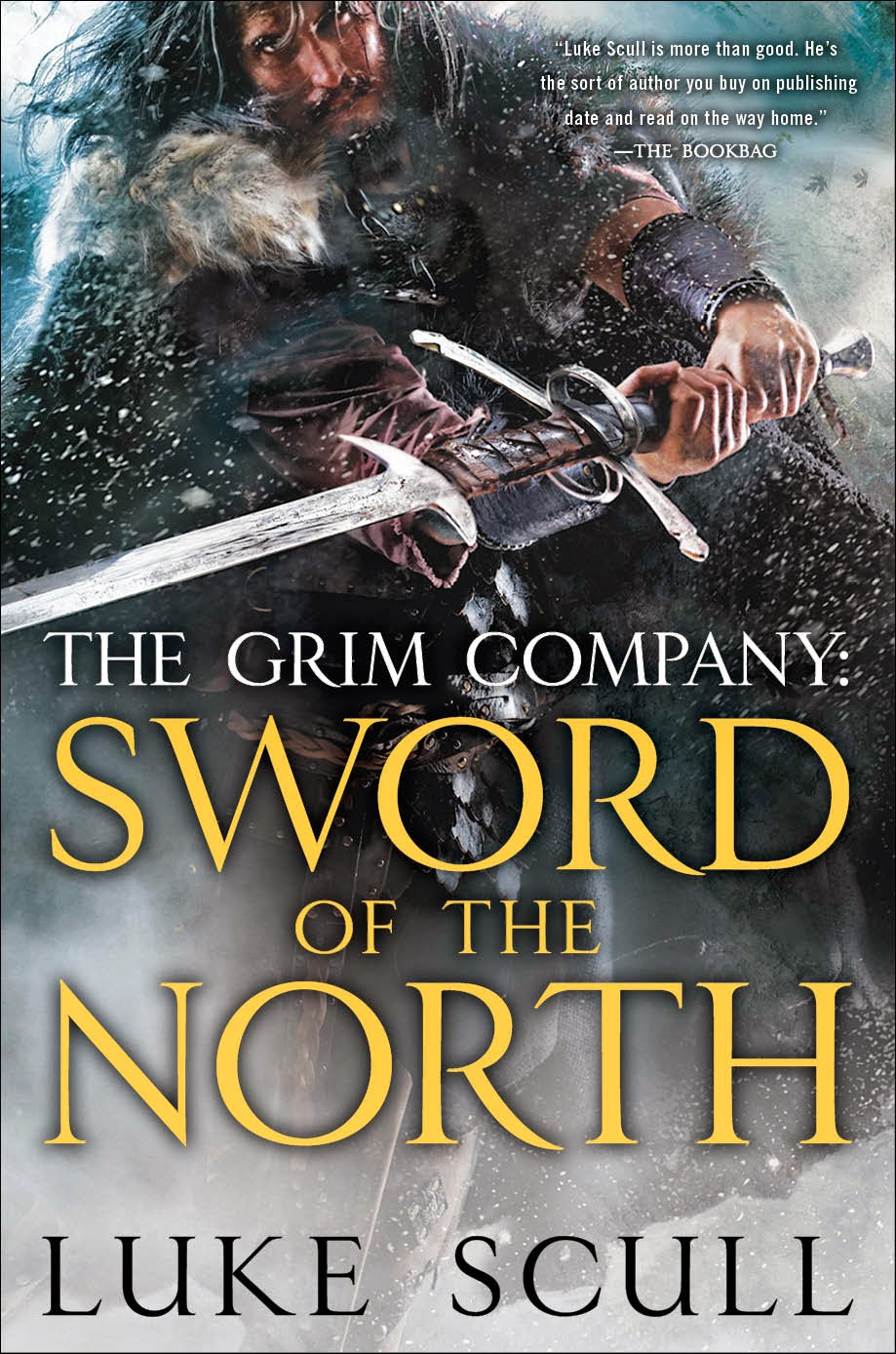 Pre-Order Sword of the North (US)