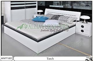 Tempat Tidur Model Minimalis Modern Torch