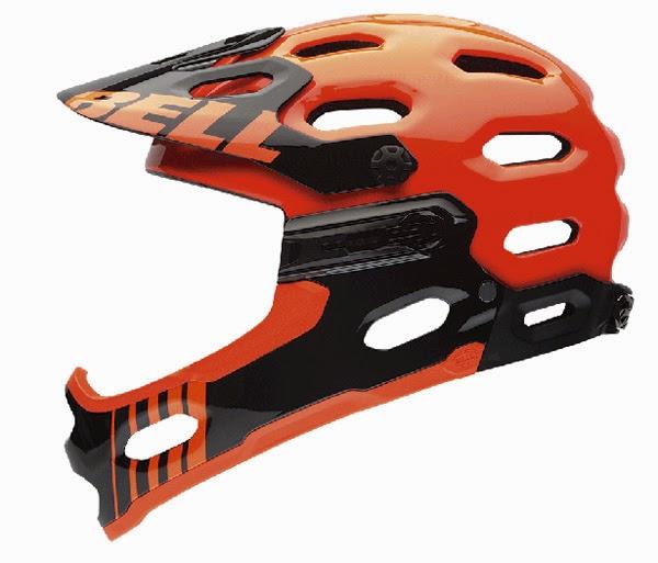 Bell Helmets 2015 Super 2R