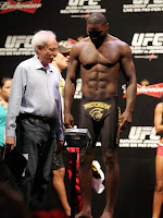 UFC 142 Anthony Johnson acima do peso