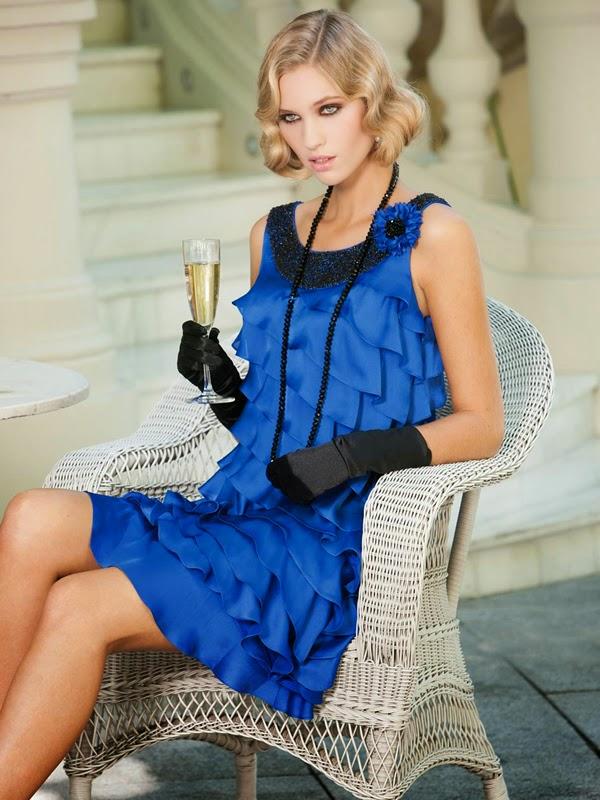 Diseños para una mujer femenina, elegante y romántica