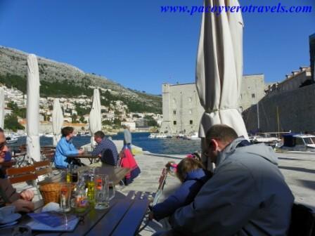 Restaurante Lokanda Pescarija en Dubrovnik