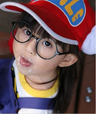 Dr. Slump Arale Cosplay