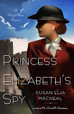 Book Review: Princess Elizabeth's Spy