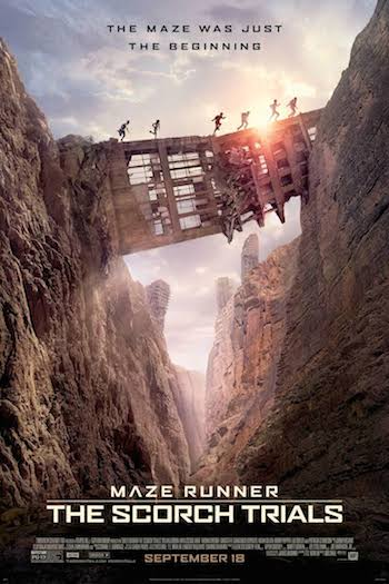 Maze Runner The Scorch Trials 2015 Hindi Dubbed