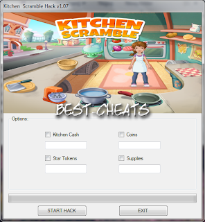 kitchen scramble gratuit