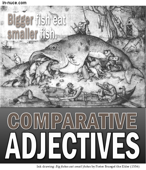 in-nuce.com  comparative adjectives
