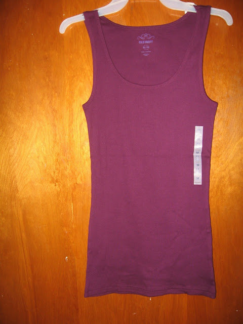 perfect tank old navy
