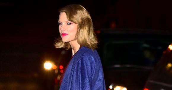 3e5867fa508 frumpy to funky  Taylor Swift wears Max Mara